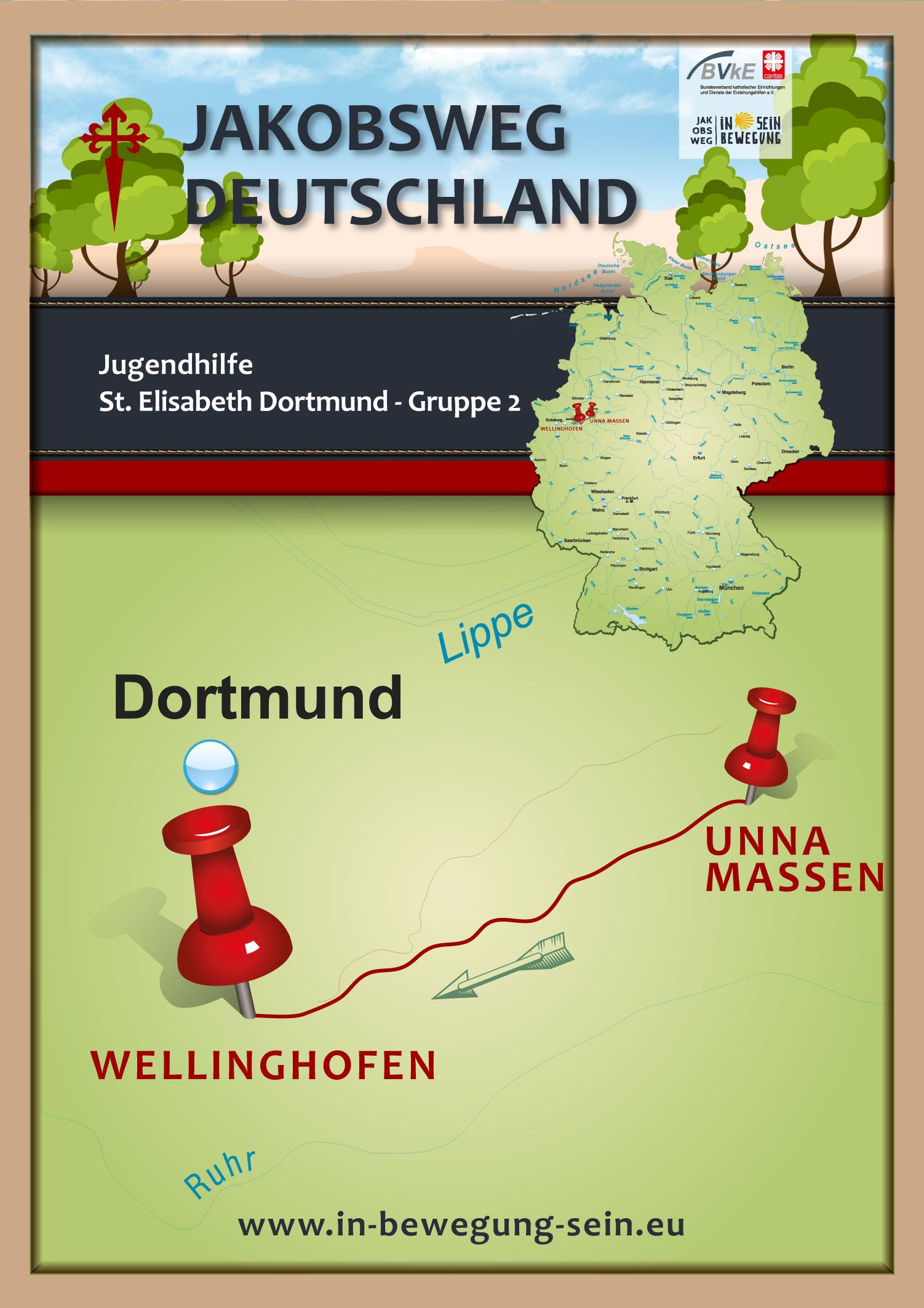 Posterkarte-Josefshaus-Jugendhilfe-St-Elisabeth-Dortmund-Gruppe-2-Plakat