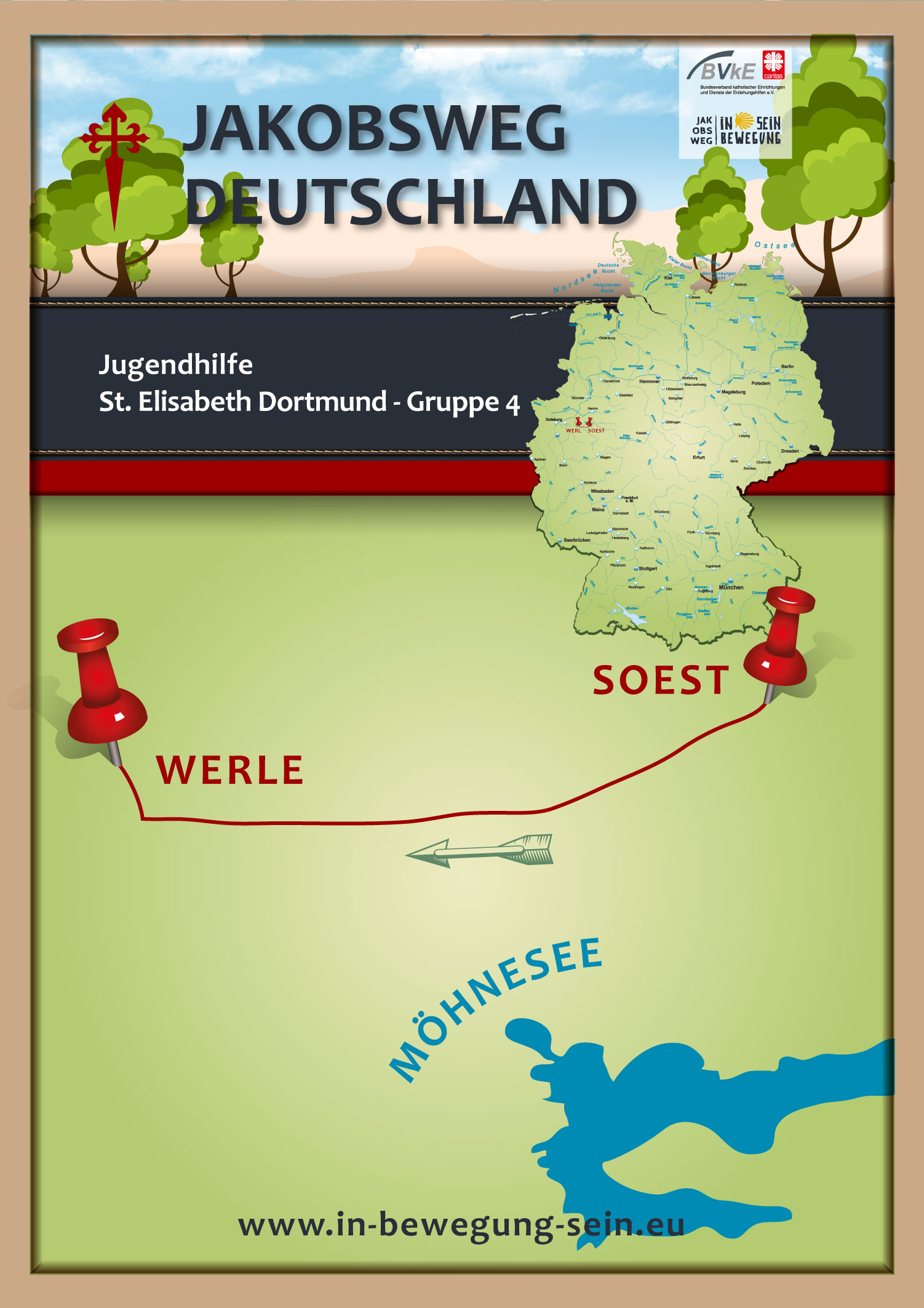 Posterkarte-Josefshaus-Jugendhilfe-St-Elisabeth-Dortmund-Gruppe-4-Plakat-a