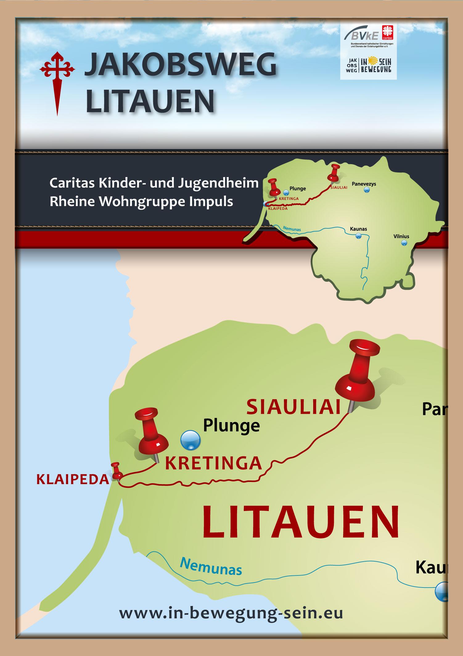 Posterkarte-Caritas-Kinder-und-Jugendheim-Rheine-Wohngruppe-ImpulsPlakat