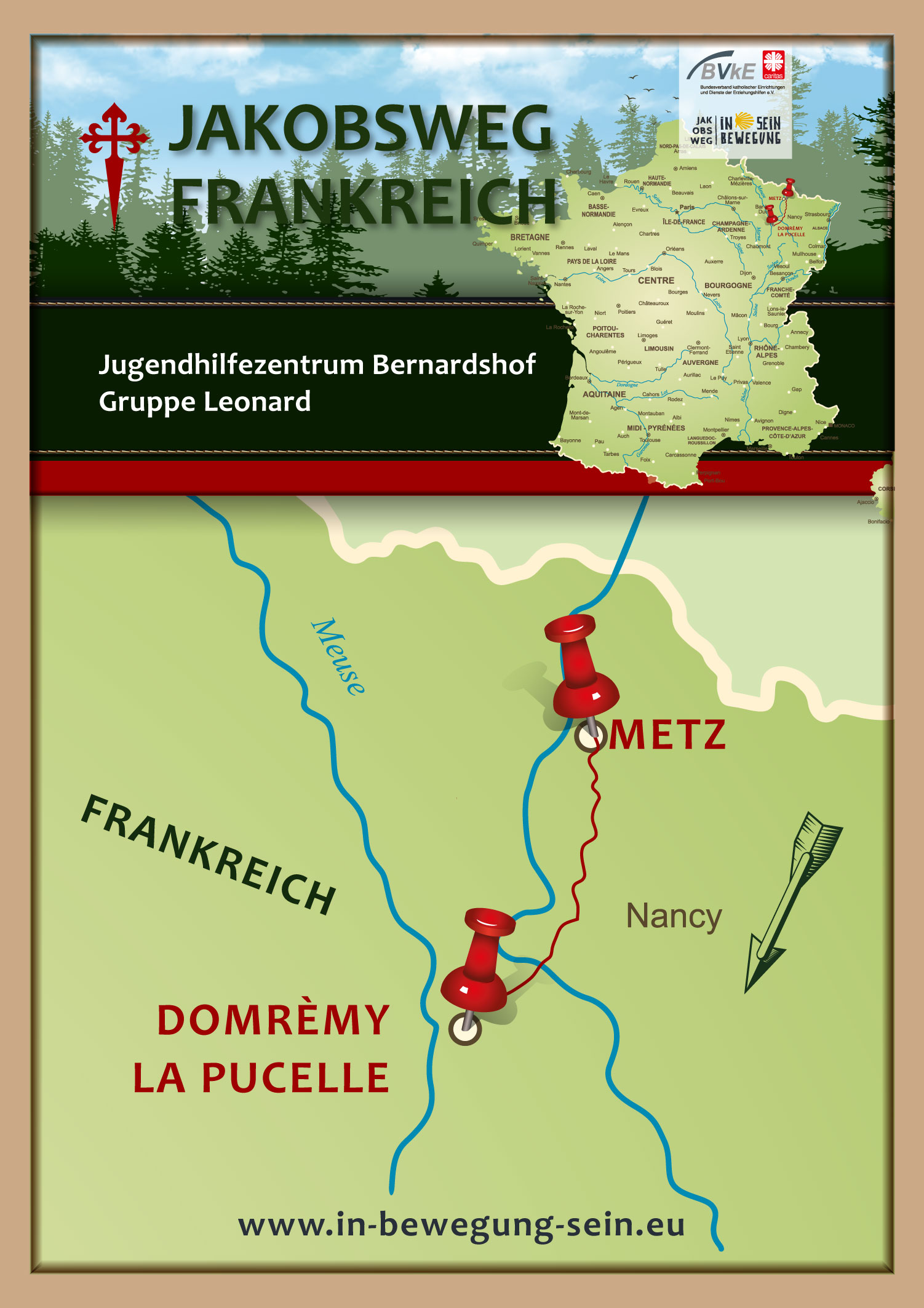 Posterkarte-Jugendhilfezentrum-Bernardshof-Gruppe-Leonard14-6-2018-Plakat